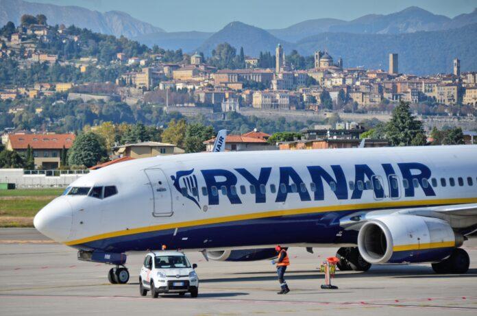 ryanair, 737, boeing