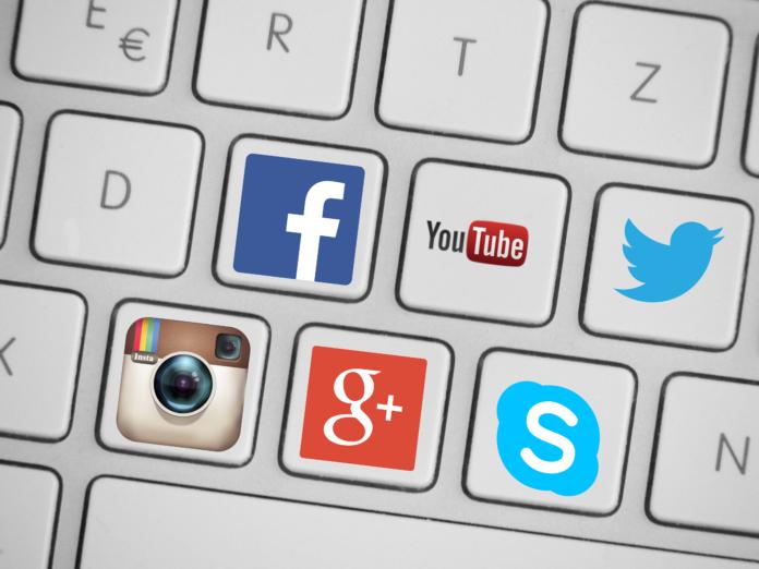 social media, media, social