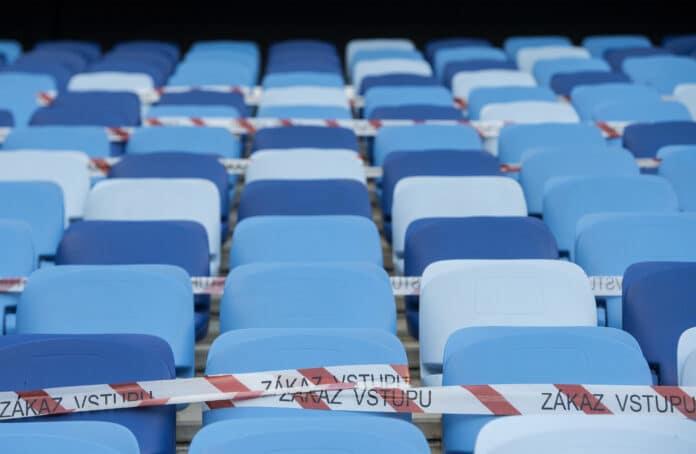sedenie pre publikum