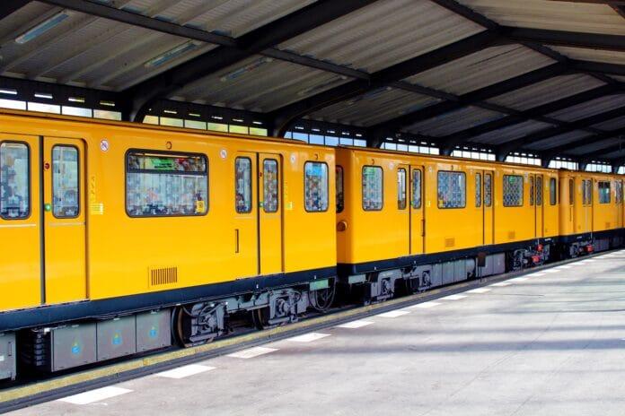berlin, s bahn, railway station