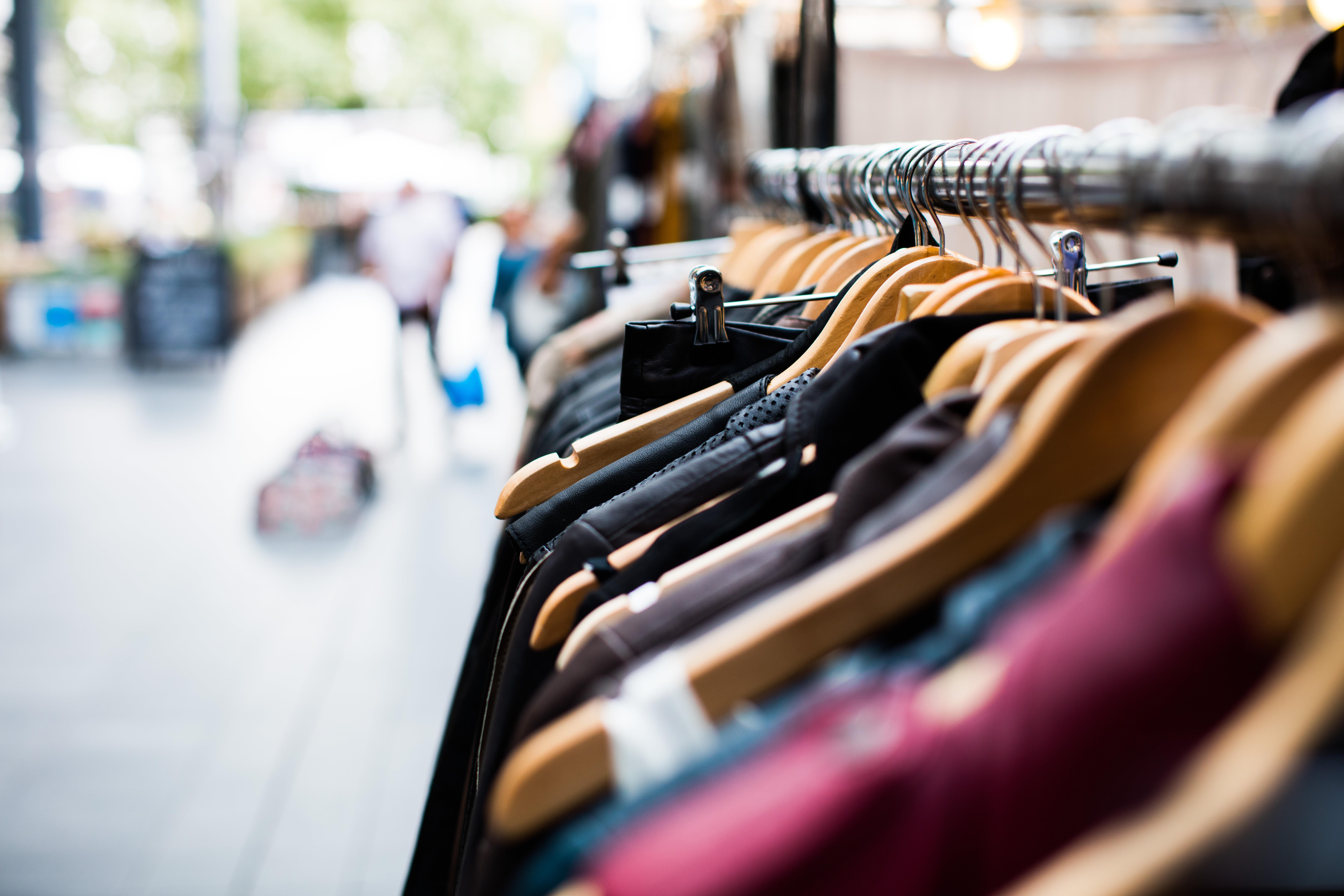 oblečenie, nákupy