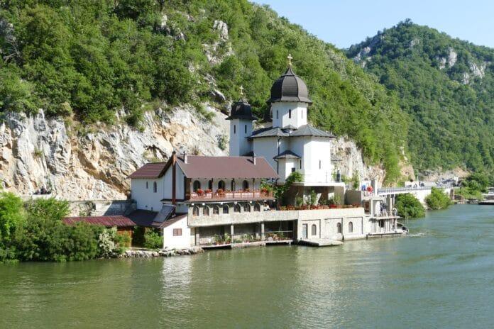 danube, river, serbia