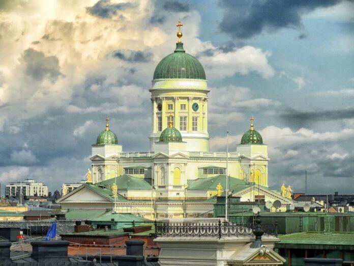 helsinki, finland, city