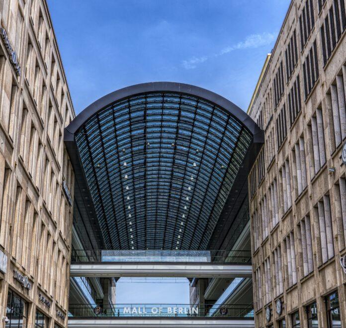 mall of berlin, berlin, shopping