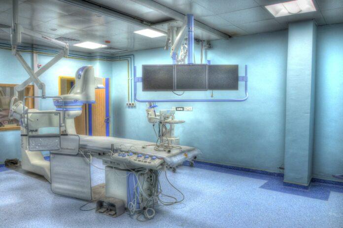 operation theatre, hospital, examination