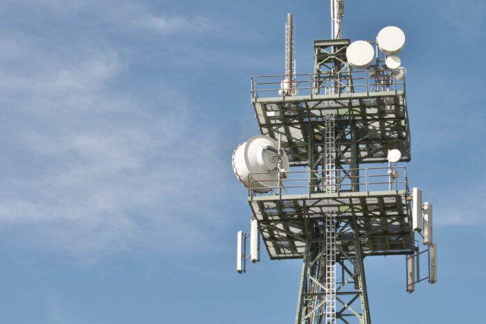 radio masts, phone, telephone poles