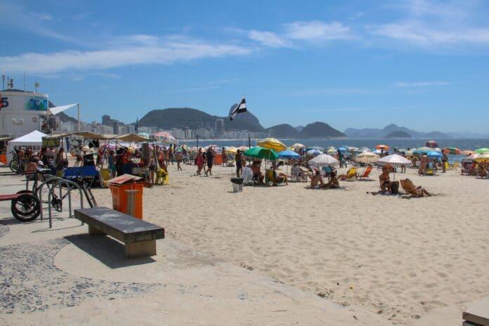 copacabana, beach, rio de janeiro