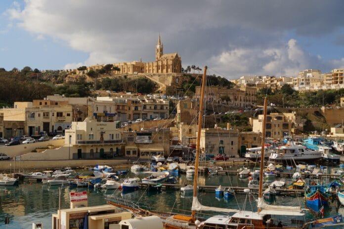 gozo, malta, mediterranean