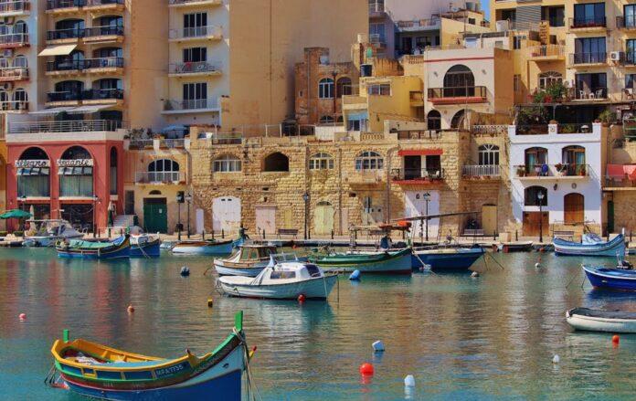 malta, architecture, outside
