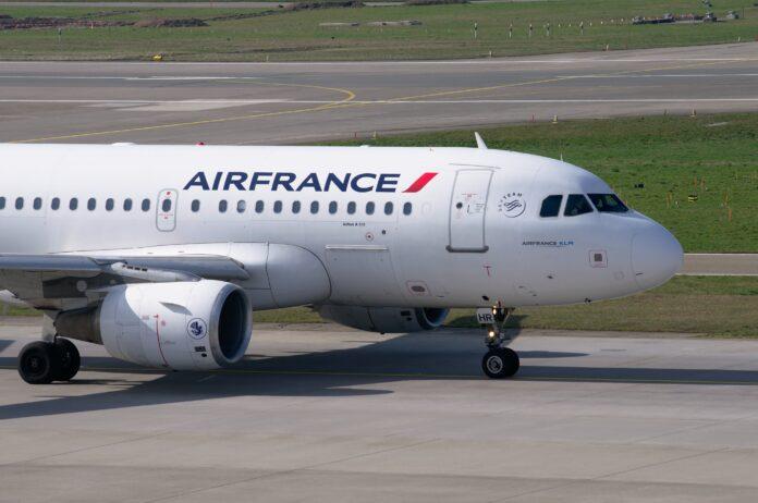 air france, airbus, lietadlo