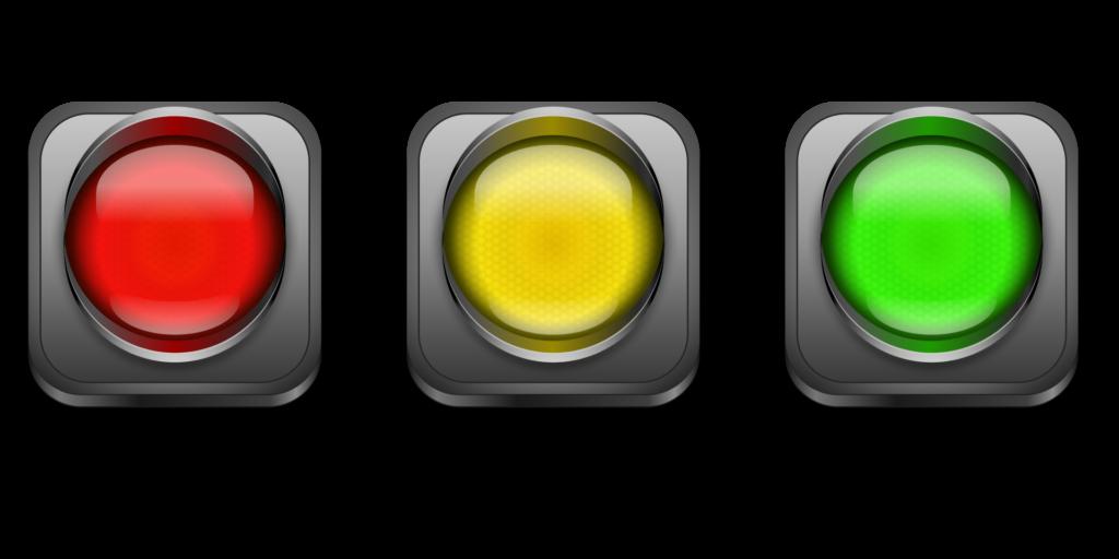 traffic light, vector, traffic