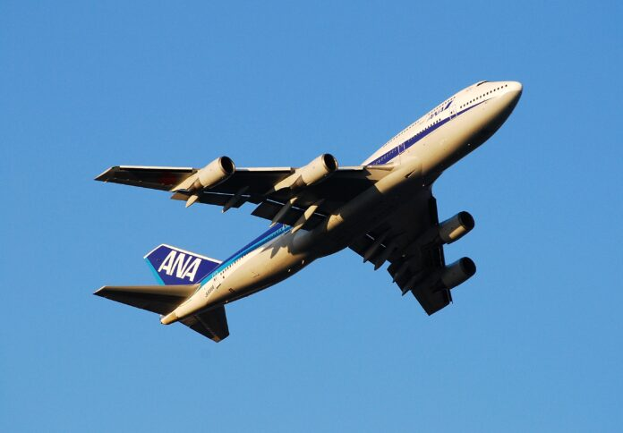 boeing 747, ana, all nippon airways