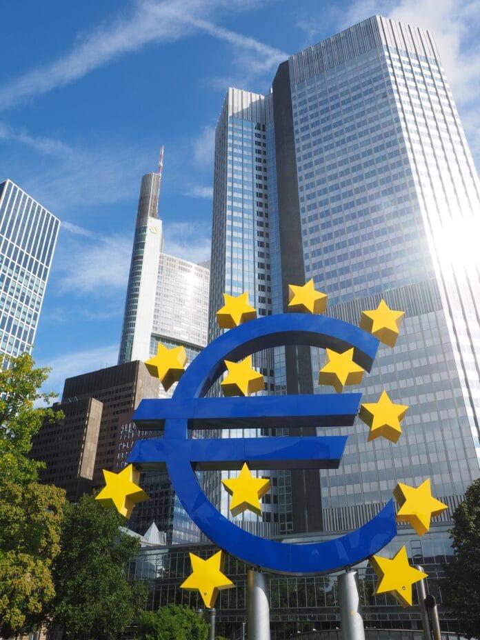 euro tower, skyscraper, downtown