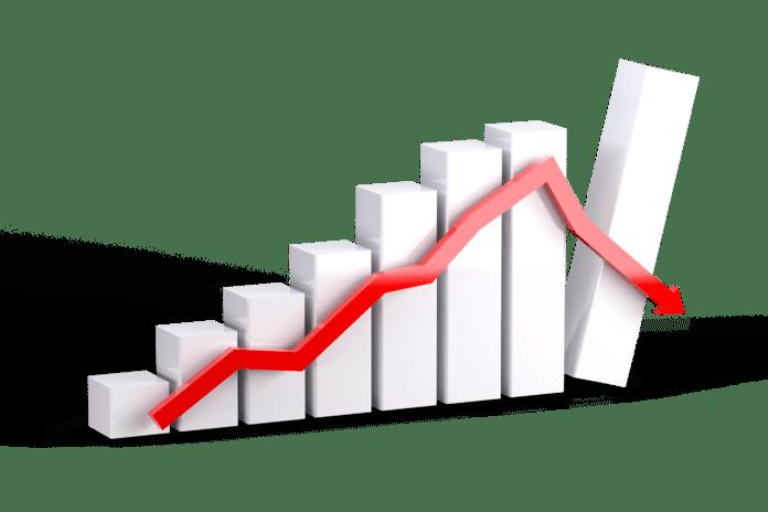 graph, diagram, recession